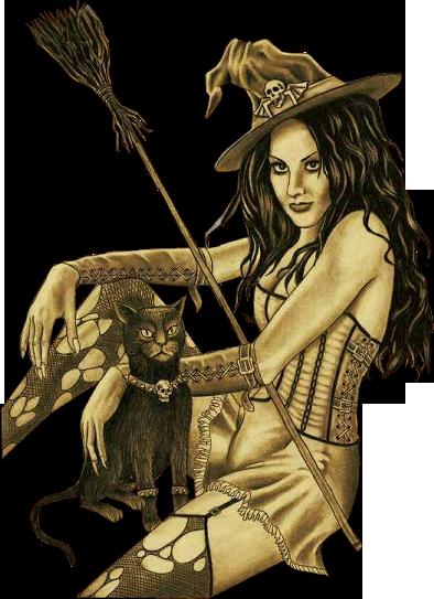 Сексапильная ведьмочка фото фото 636-936